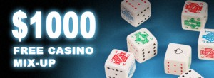 Casino mix up big promotion image