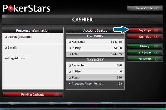 pokerstars-cashier